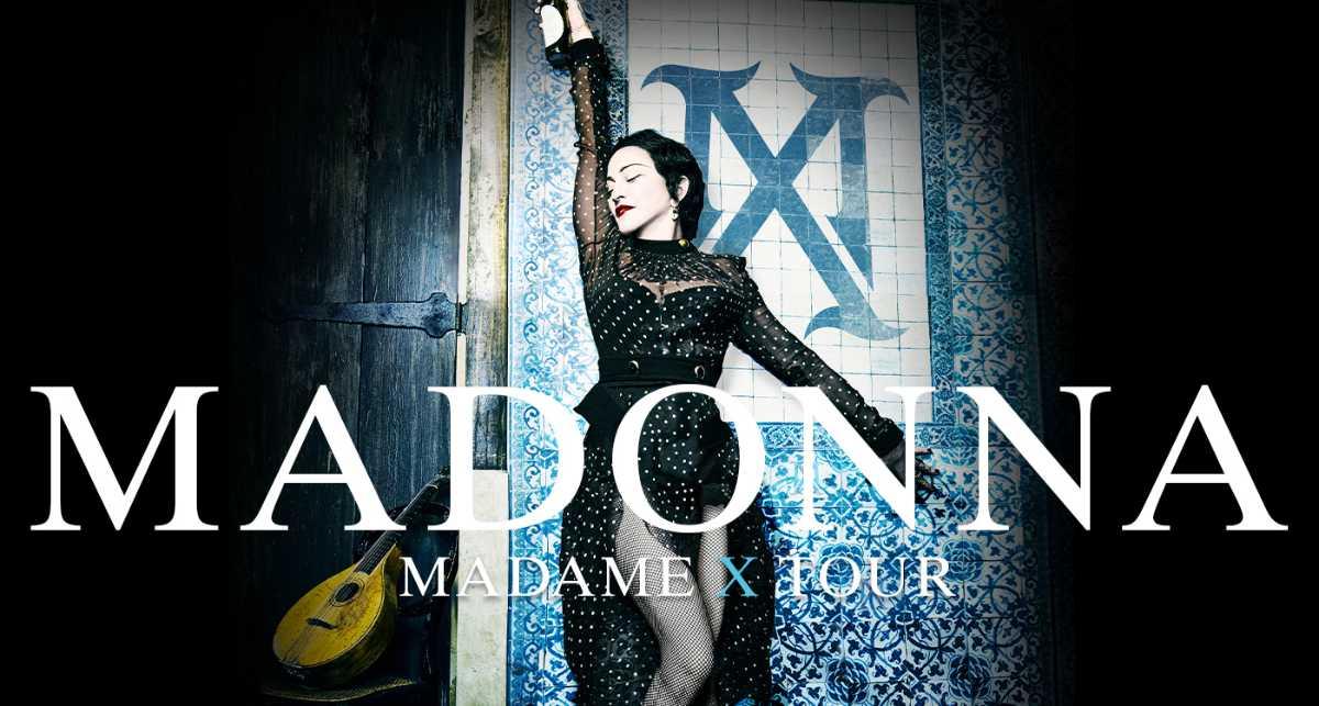 Madonna Concert Doc Madame X to Stream on Paramount+