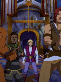 Masters of the Universe: Revelation Trailer!