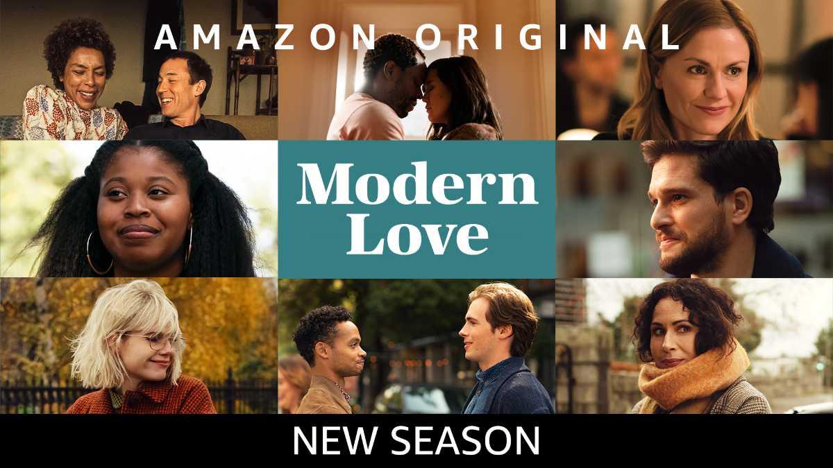 Amazon Prime Video August 2021 - Modern Love Season 2
