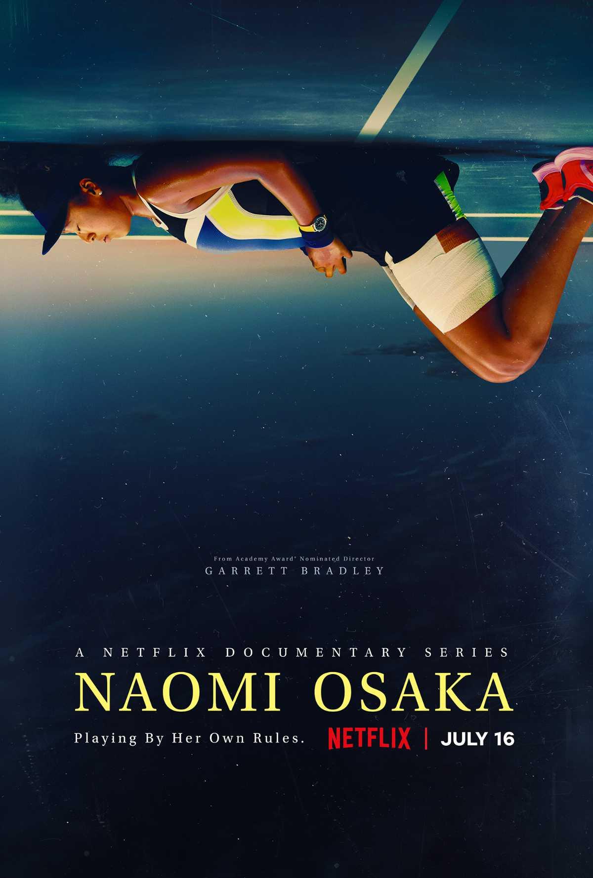 Naomi Osaka Poster