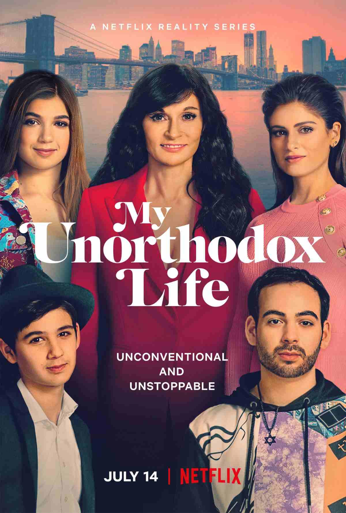 My Unorthodox Life Poster