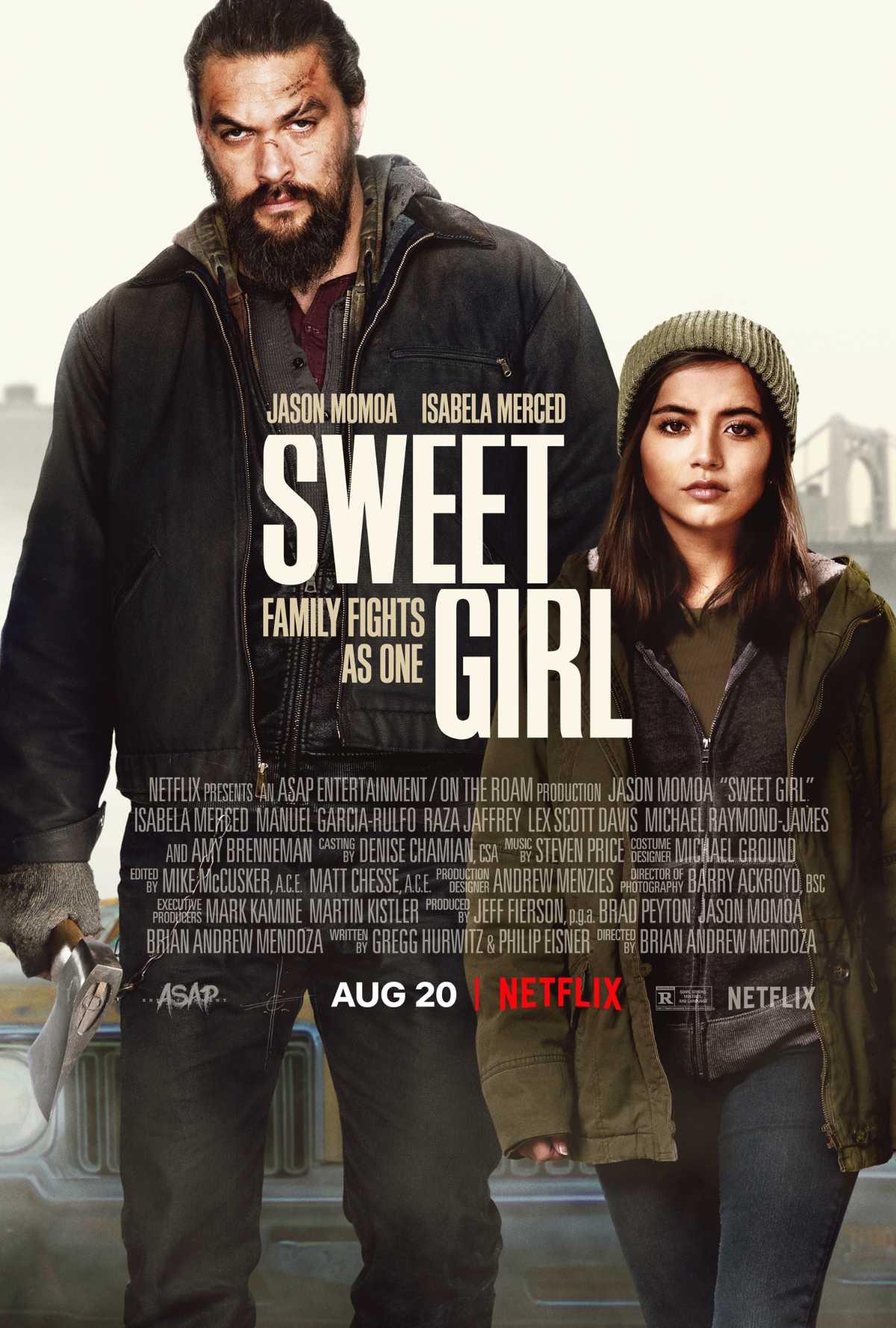 Sweet Girl Poster