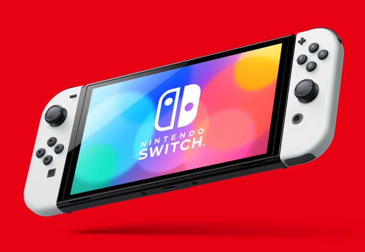 Nintendo Switch (OLED Model) Announced