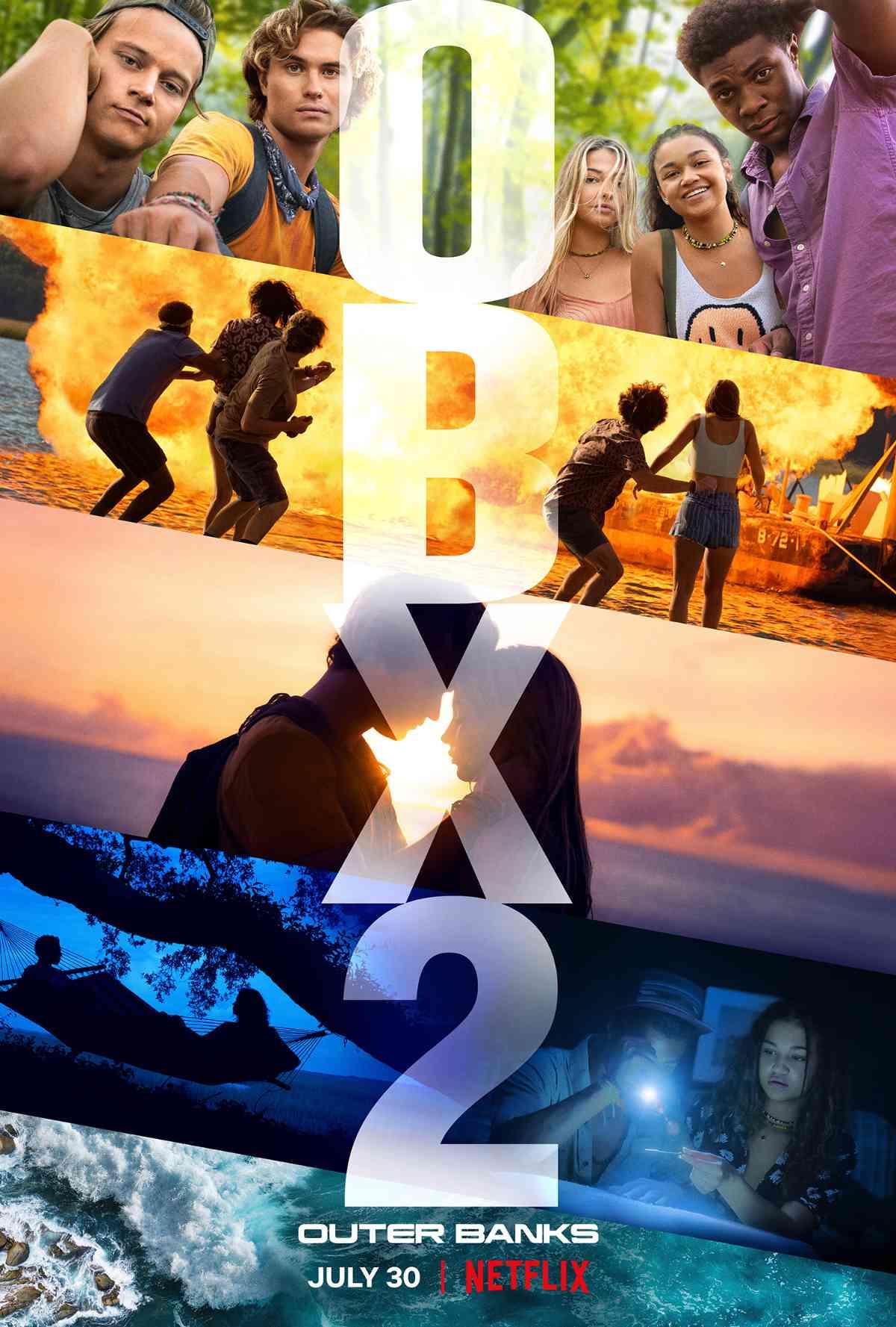 Outer Banks Season 2 Poster