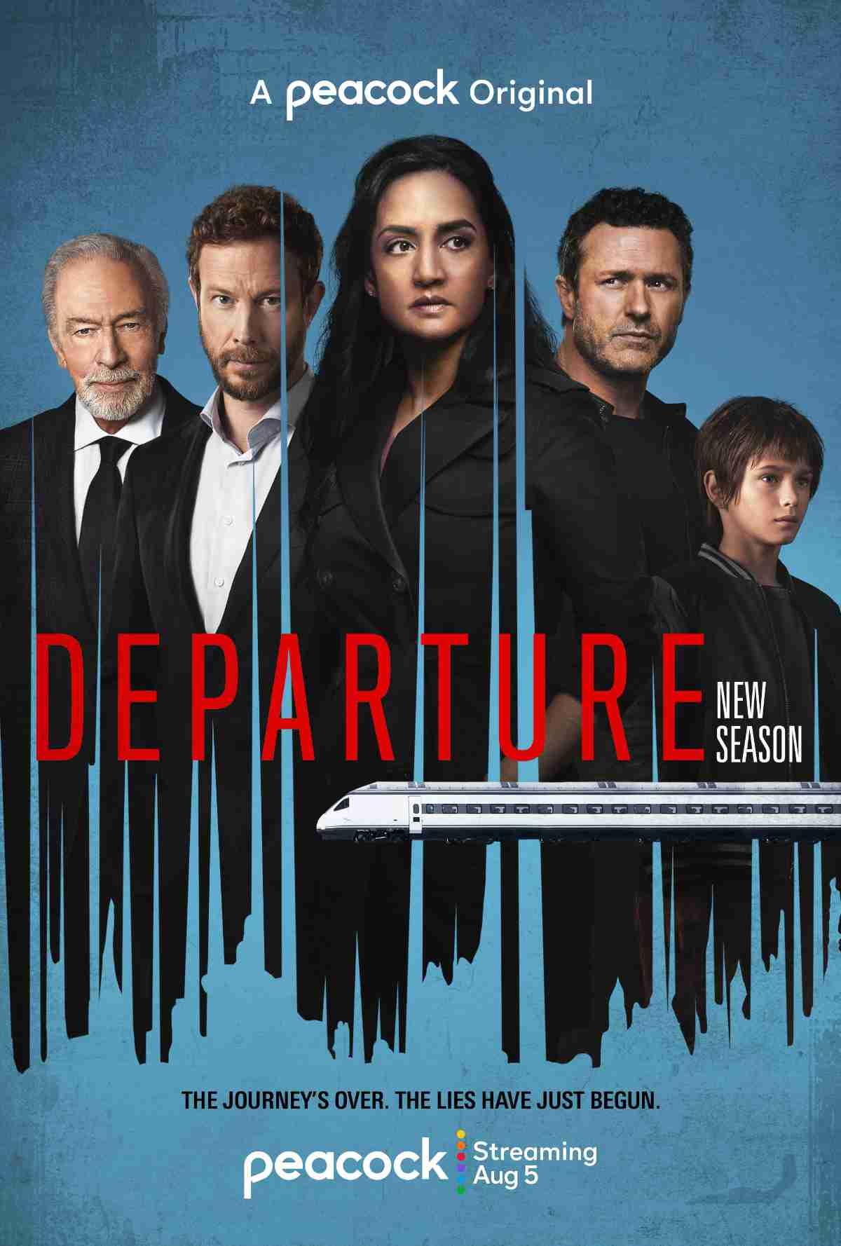 Departure Season 2 Poster