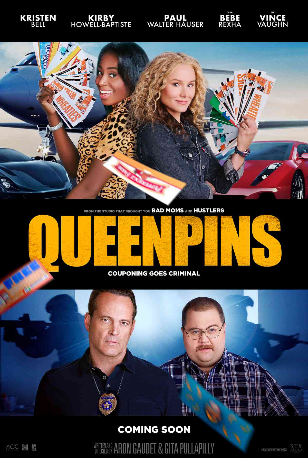 STXfilms Drops Queenpins Trailer, Poster and First Look Pics