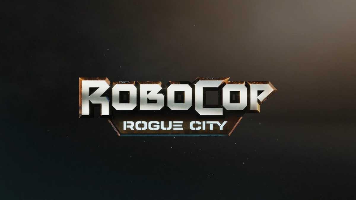 RoboCop: Rogue City Game Coming in 2023