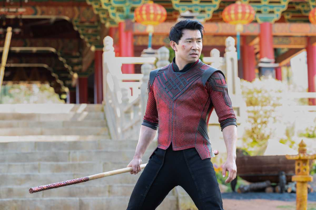 New Footage From the Shang-Chi Movie!