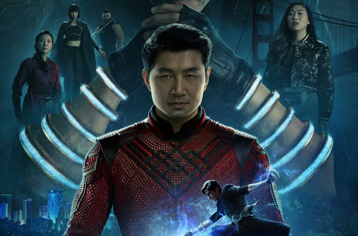 Shang-Chi Poster and Behind-the-Scenes Featurette!