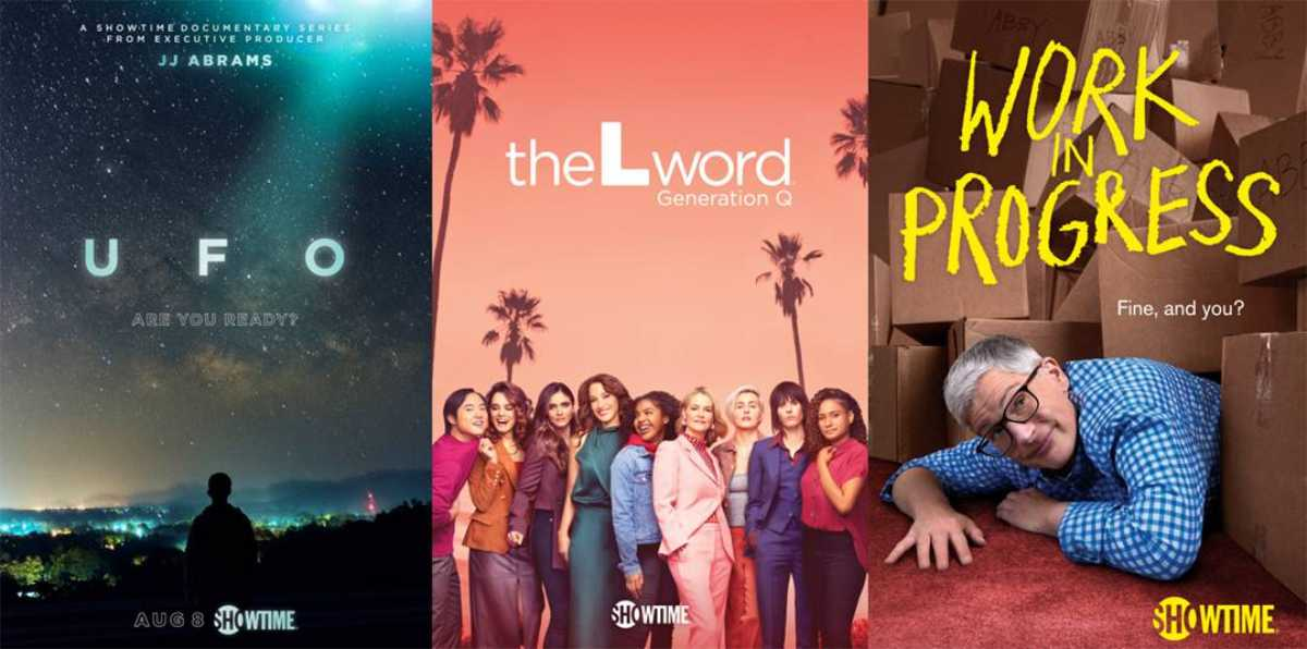 Showtime August 2021 Movies and TV Titles Announced