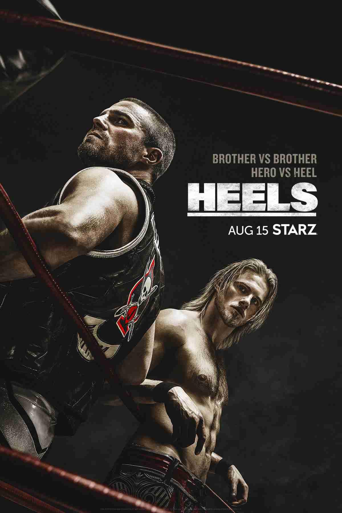 Heels Series Poster