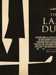 The Last Duel Trailer with Comer, Damon, Driver and Affleck!