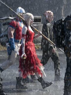 Go Behind the Scenes of The Suicide Squad