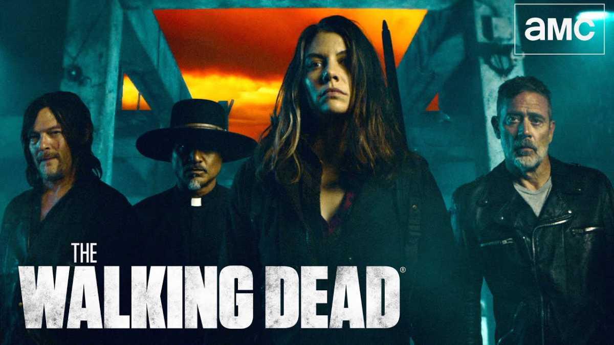 The Walking Dead Season 11 Teaser Revealed