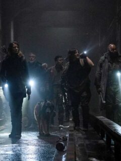 3 The Walking Dead Shows Presented at Comic-Con