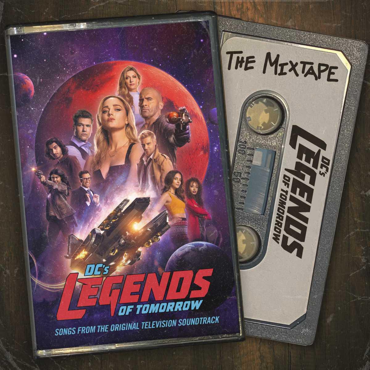 DC's Legends of Tomorrow: The Mixtape