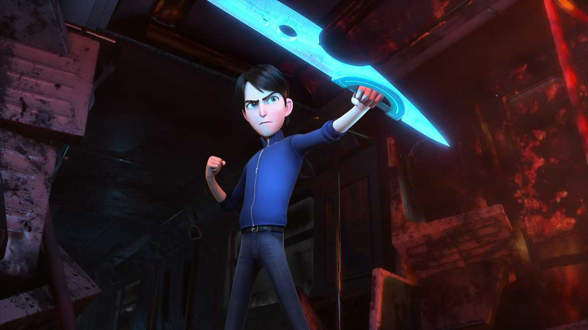Trollhunters: Rise of the Titans Opening Scene Revealed