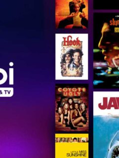 Tubi August 2021 Movies and TV Titles Announced