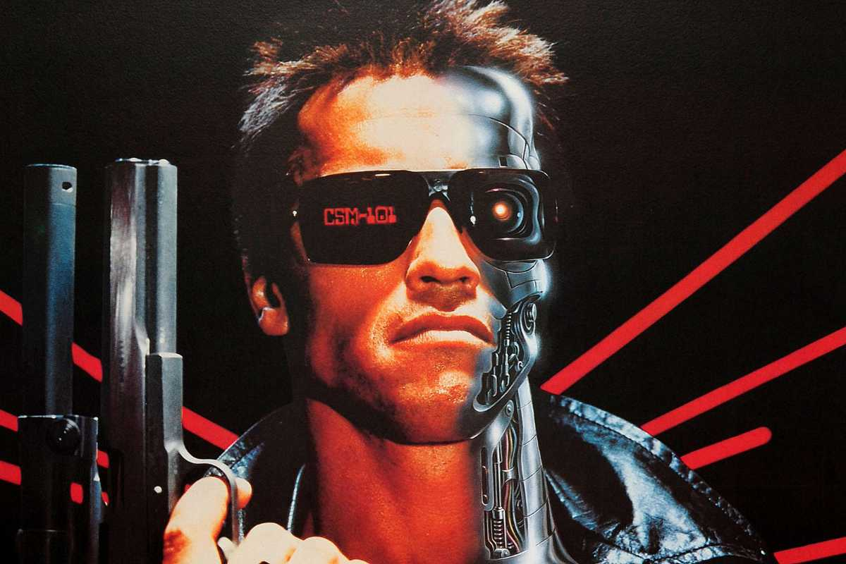 The Terminator is one of the Tubi August 2021 titles