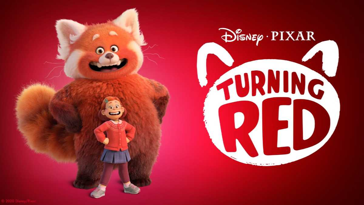 Turning Red Trailer, Poster and Images Revealed by Disney and Pixar