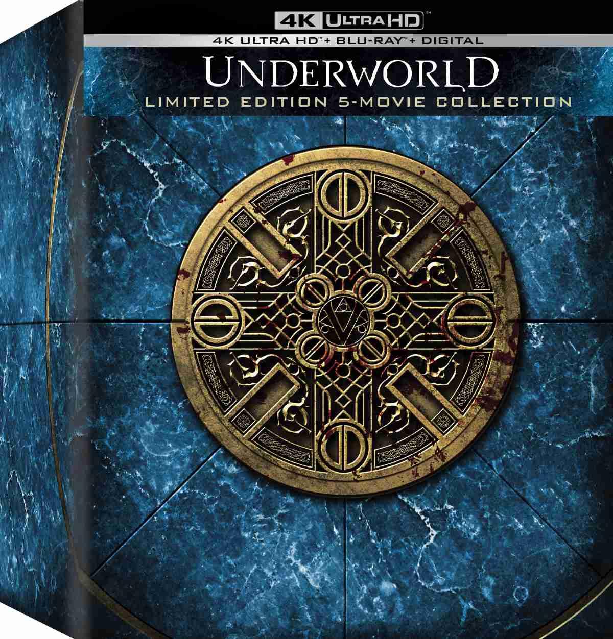 Underworld 4K Ultra HD Collection