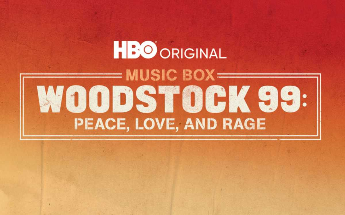 Woodstock 99: Peace, Love, and Rage Trailer and Release Date