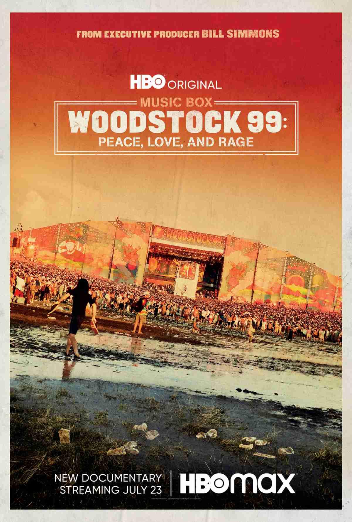 Woodstock 99 Poster