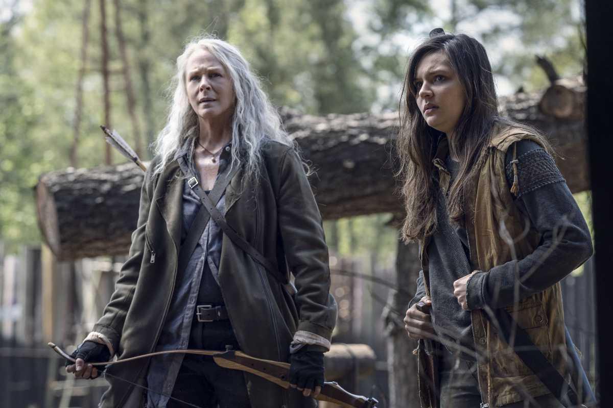 AMC Plus September 2021 - The Walking Dead