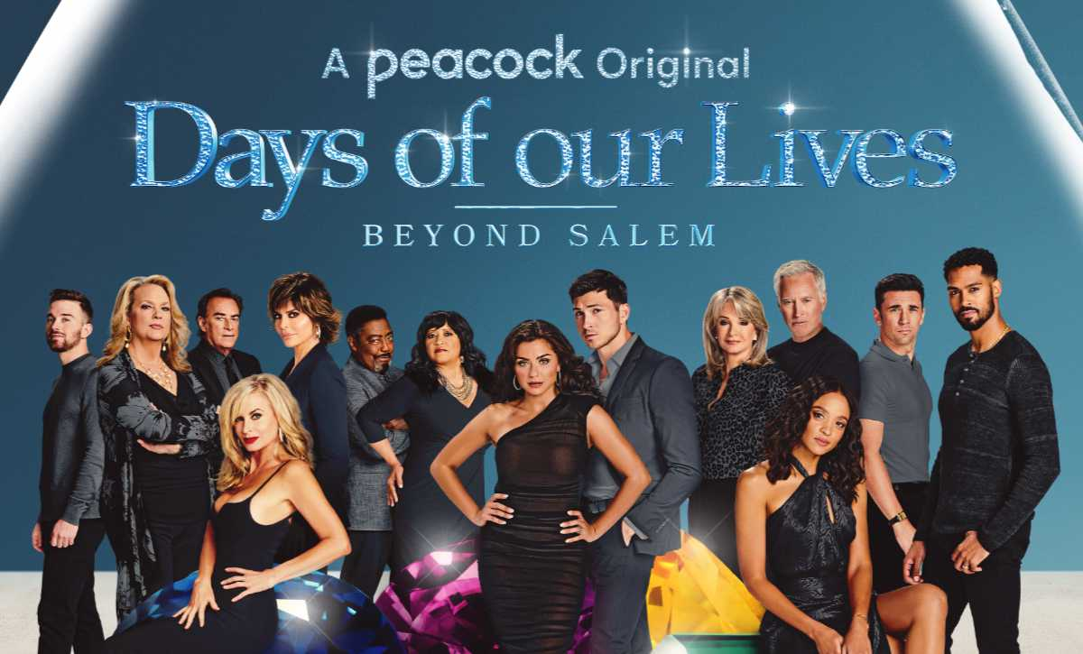 Days of our Lives: Beyond Salem Trailer and Cast Art