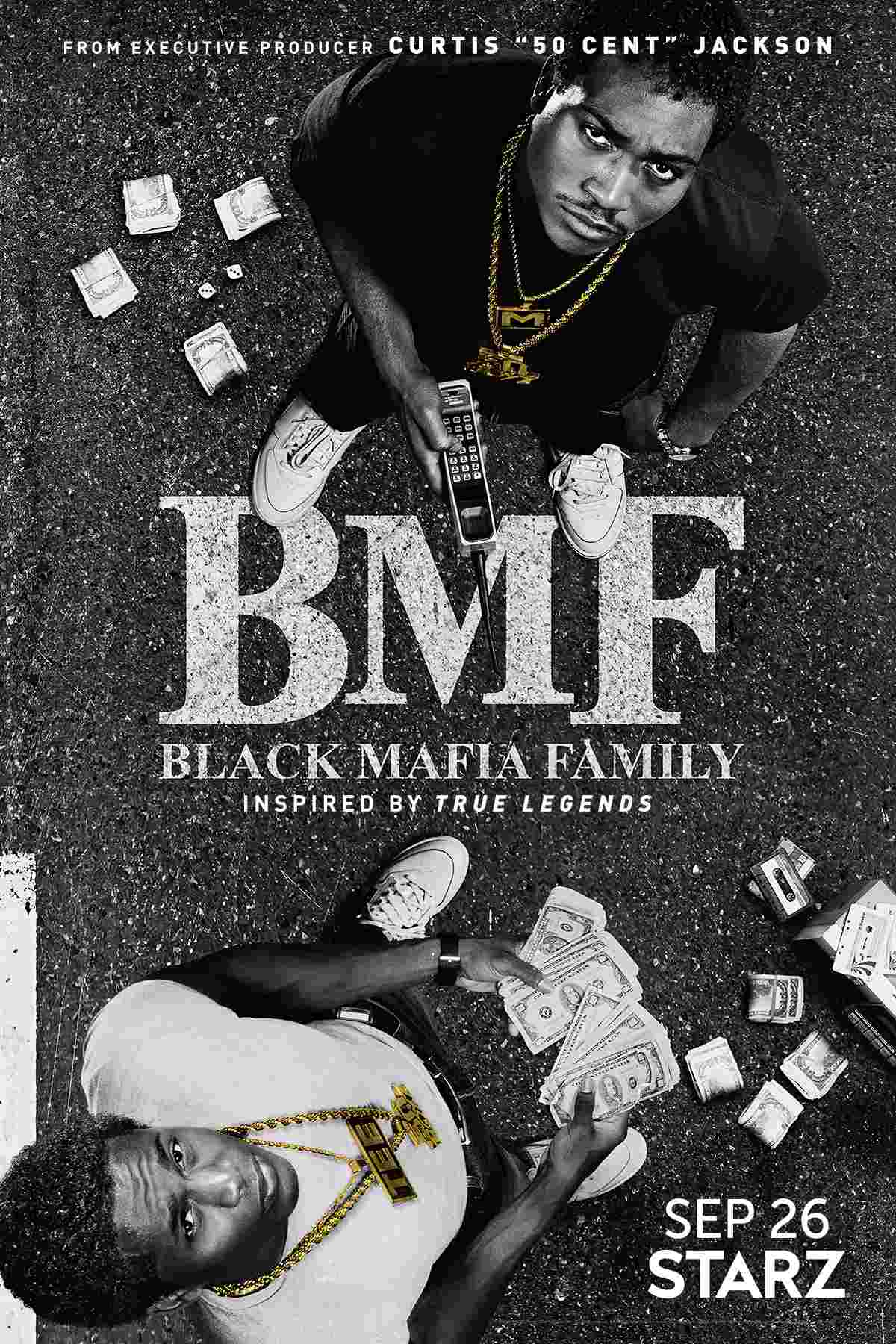 BMF Series Poster