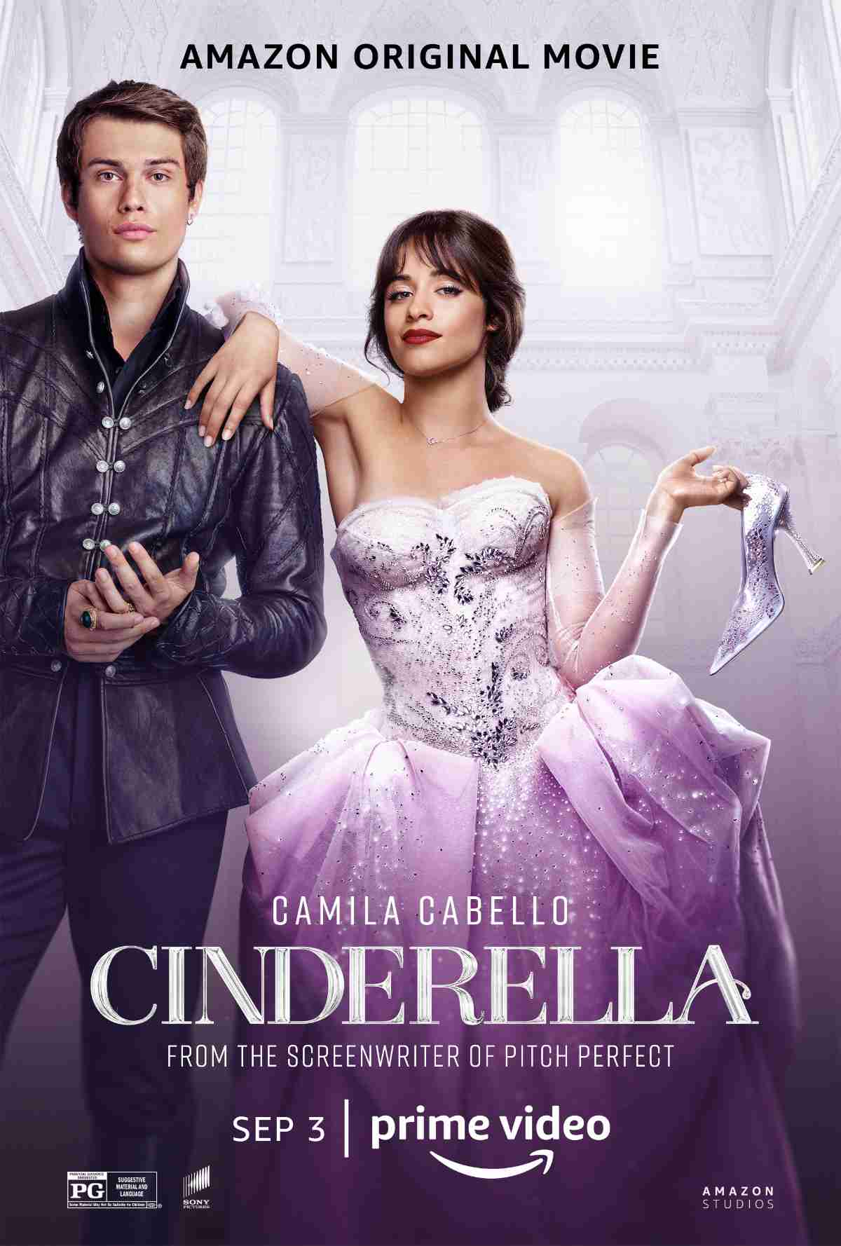Cinderella Trailer and Poster