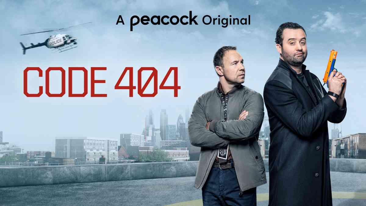 Code 404 Season 2 Trailer and Premiere Date