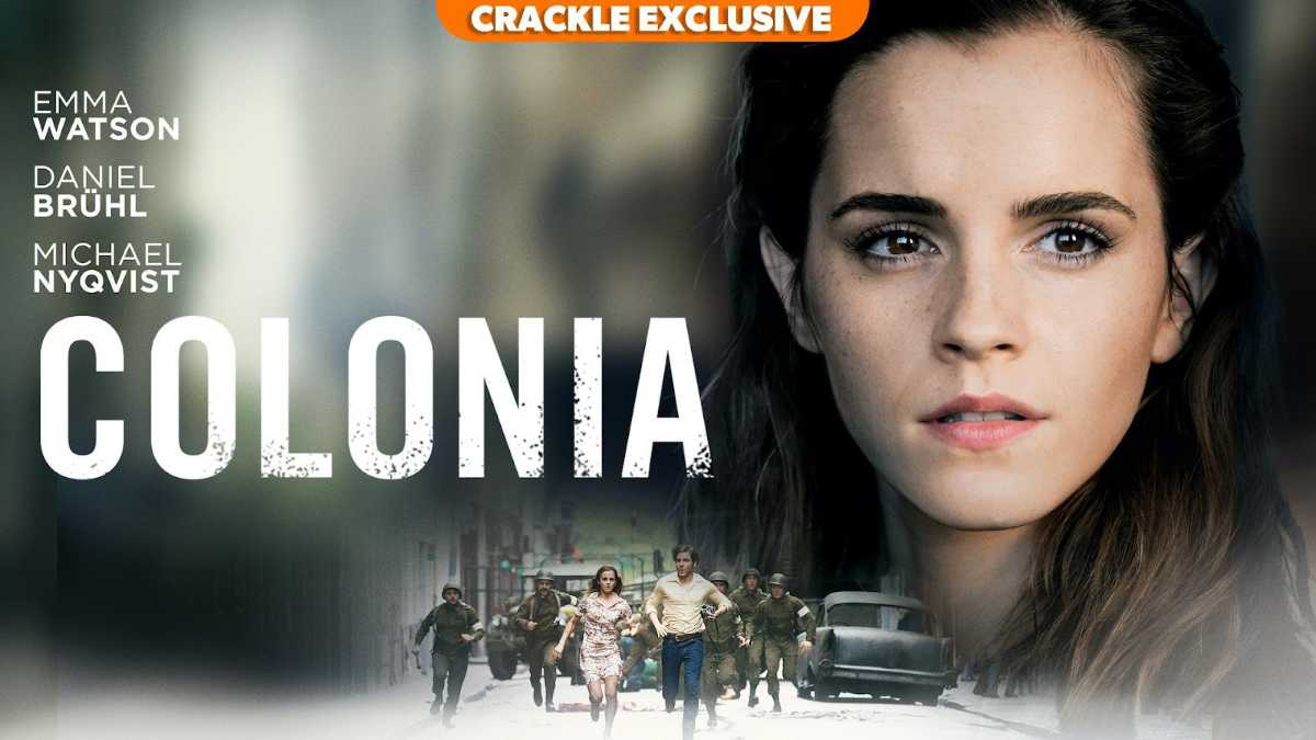 Colonia - Crackle August 2021