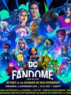 DC FanDome to Include Batman, Black Adam, Flash, Aquaman & Shazam Previews