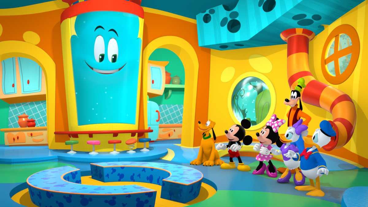 Disney Channels September 2021