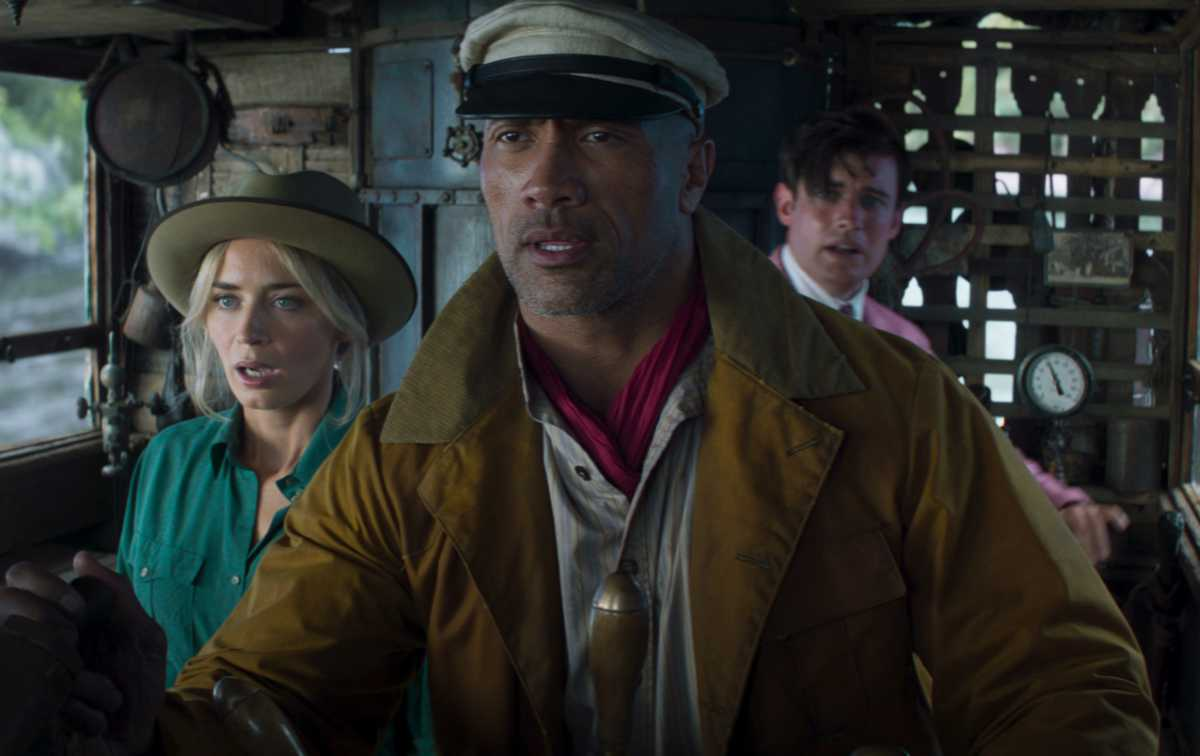 Disney's Jungle Cruise Debuts with Over $90M from Theaters and Disney+