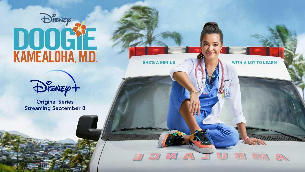 Doogie Kamealoha, M.D. First Look Revealed by Disney+