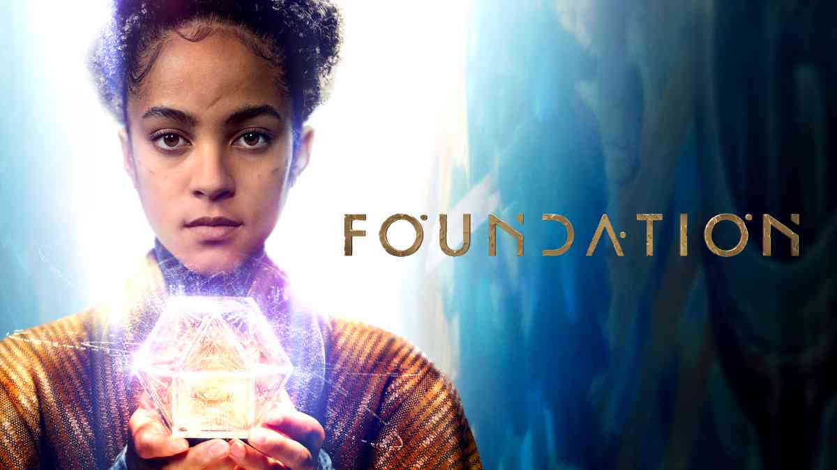 Official Foundation Trailer Unveiled by Apple