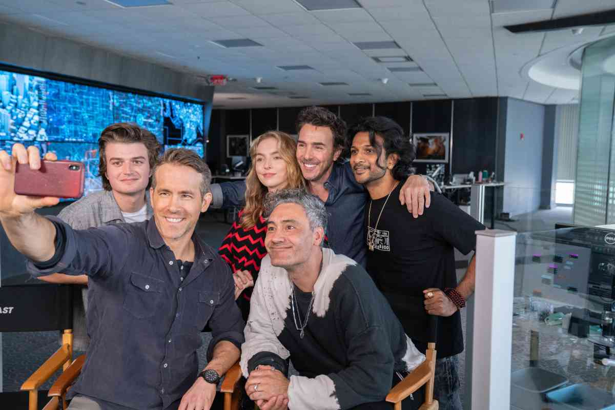 Free Guy Cast and Director on the Anticipated Film