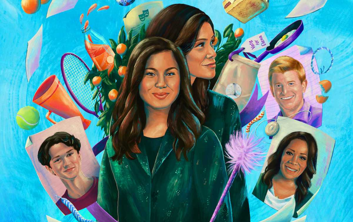 Diary of a Future President Season 2 Trailer and Key Art