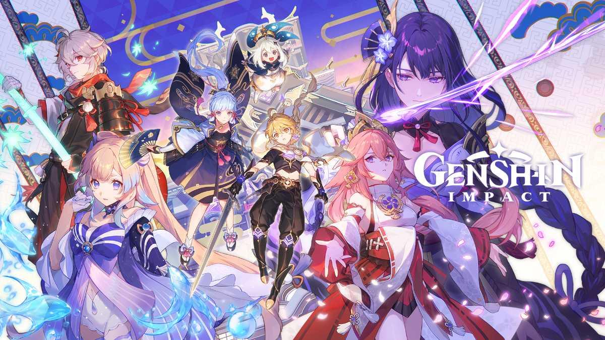 Genshin Impact Version 2.1 Launching September 1