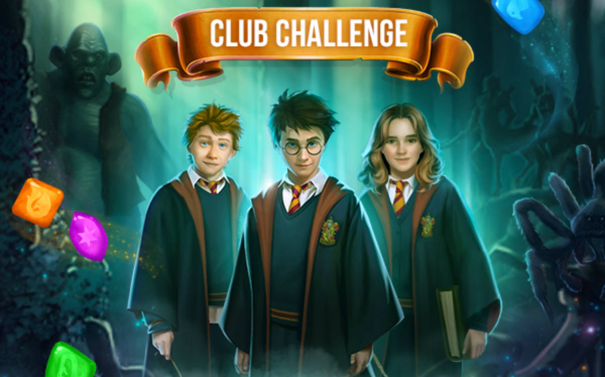 Harry Potter: Puzzles & Spells Adds Club Challenge Event
