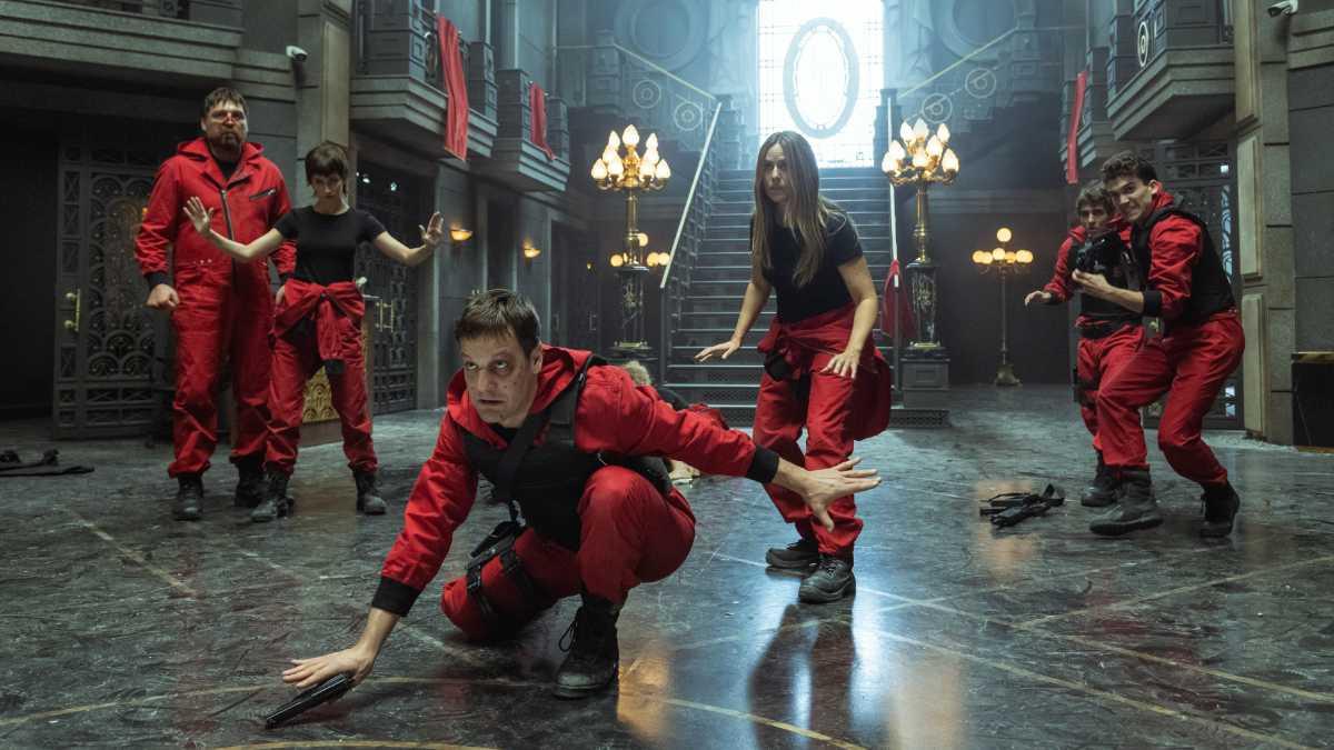 Money Heist Season 5 Trailer Hits!