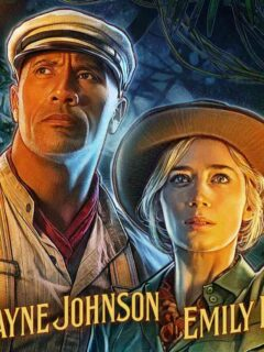 Jungle Cruise 4K and Digital Releases Announced