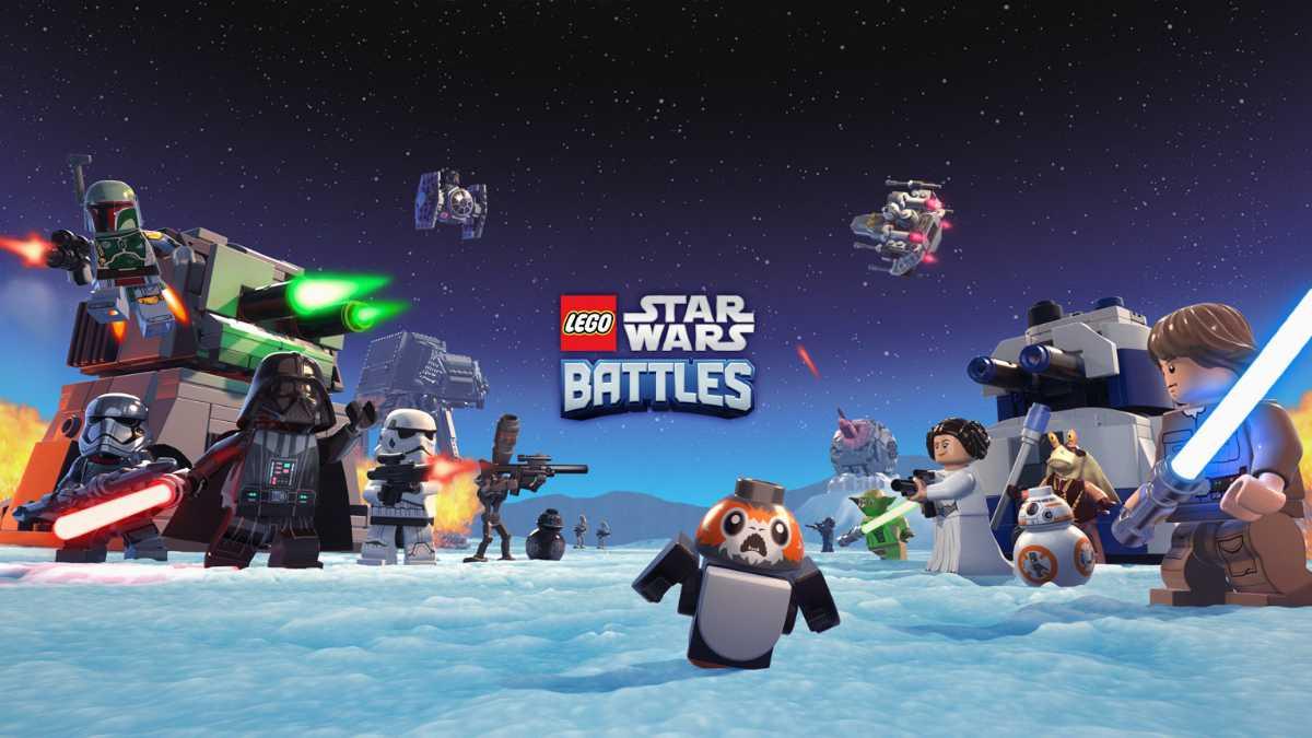 LEGO Star Wars Battles Coming to Apple Arcade