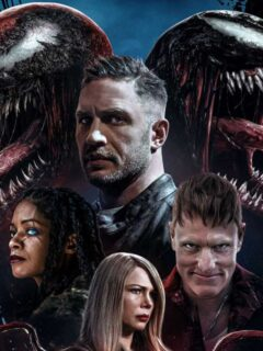 Venom: Let There Be Carnage Poster Debuts