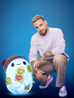 Liam Payne Releases Sunshine for Ron's Gone Wrong
