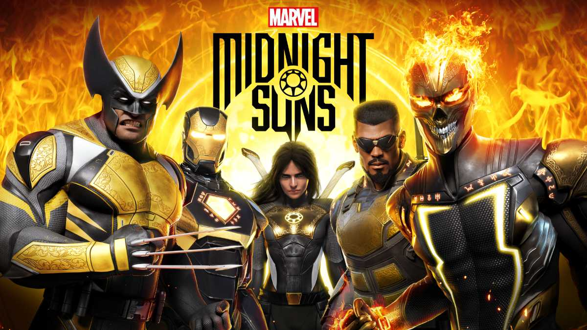 Midnight Suns Announced by 2K and Marvel