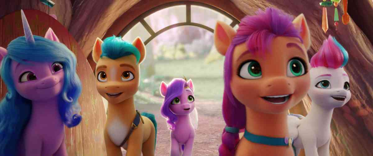 My Little Pony: A New Generation Movie Trailer and Poster!