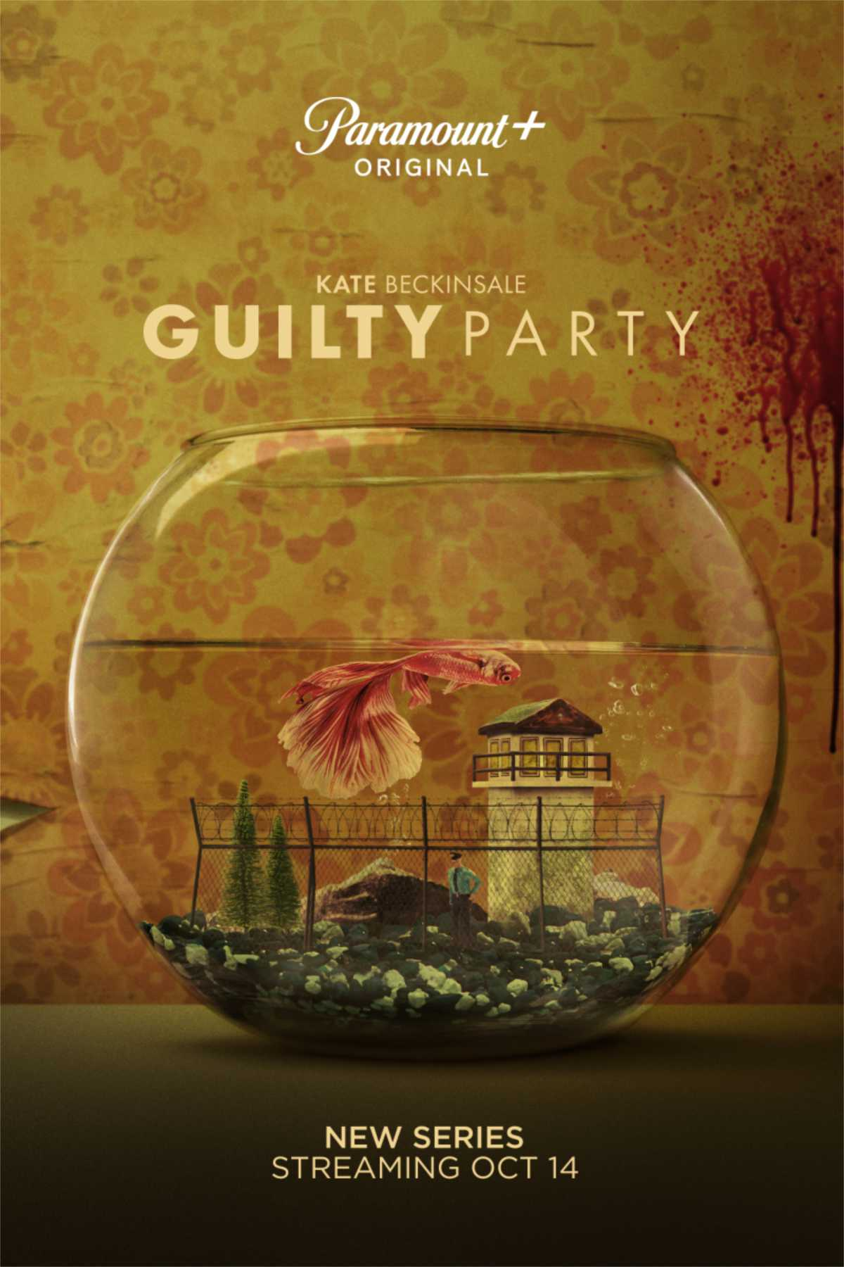 Guilty Party Poster